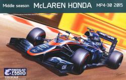 1:20 Mclaren MP4/30 Mid Season (F.Alonso/J.Button)
