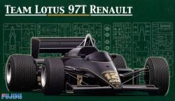 1:20 Team Lotus 97T Renault (Fujimi) GP3