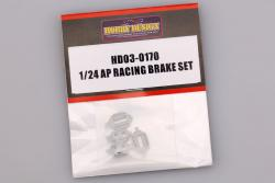 1:24 AP Racing Brake Detail up Set