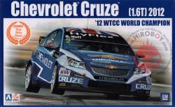 1:24 Chevrolet Cruze 1.6T 2012 WTCC World Champion