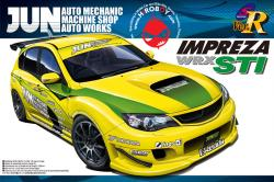 "1:24 Subaru Impreza WRX STI GRB 5 door '07 ""JUN"" Version"