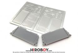1:24 Intercooler Kits Photoetched/Resin Detailing Set