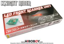 1:24 LED Front Scanner Unit for Knight Rider K.I.T.T.