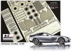 1:24 Mclaren SLR 722 Edition - Photoetched   Detail Up Set (Tamiya)