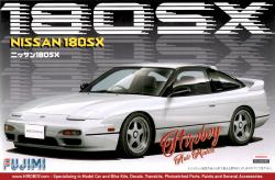 1:24 Nissan 180SX Early Term Type (RPS13)