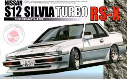 1:24 Nissan Silvia S12 Turbo RS-X