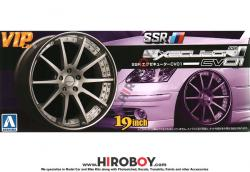 "1:24 19"" SSR Executor CV01 Wheels and Stretch Tyres"