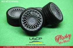 "1:24 WCI MT10 19"" Wheels with Tyres"