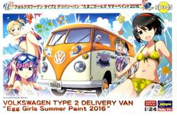 "1:24  Volkswagen Type 2 Delivery Van ""Girls of Summer"" Limited Edition"