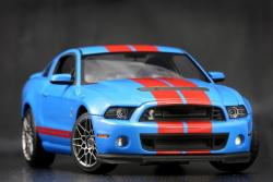 1:25 2013 Ford Mustang GT500 Transkit for Revell