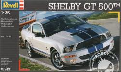 1:25 Shelby GT 500