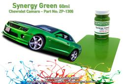 Chevrolet Camaro Synergy Green Paint 60ml