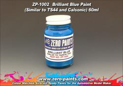 Brilliant Blue Paint (Similar to TS44 and Calsonic) 60ml
