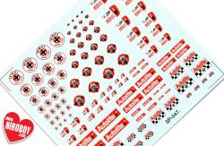 Autolite Sponsor Decals (Various Scales)