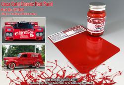 Coca Cola Classic Red Paint 60ml