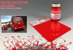 Coca Cola New Red Paint 60ml