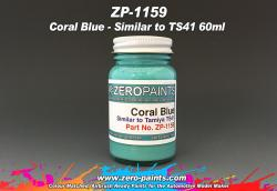 Coral Blue Paint (Similar to TS41) 60ml