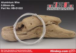 Flexible Aluminium Wire 0.95mm - Silver