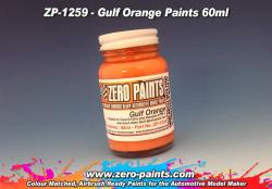 Gulf Orange Paints 60ml