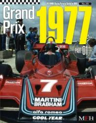 Joe Honda Racing Pictorial Vol #35: Grand Prix 1977 Part 01