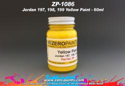 Jordan 197, 198, 199 Yellow Paint 60ml