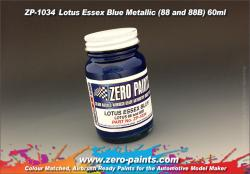 Lotus Essex Blue Paint 60ml
