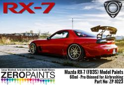 Mazda RX-7 (FD3S) Paints 60ml