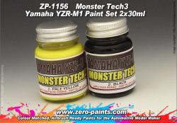 Monster Tech3 Yamaha YZR-M1 Paint Set 2x30ml