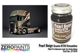 Pearl Beige (Scania R730 Streamline Chimera)  Paint 60ml