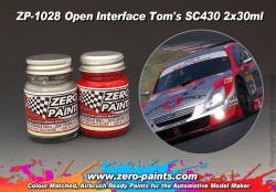 Open Interface Tom's SC430 2x30ml