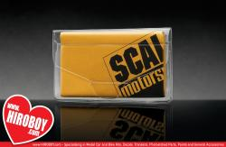 Scale Motorsport Microfiber Polishing Cloth - Yellow