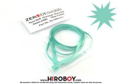 Seat Belt Material 3mm Mint Green