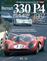 Sportscar Spectacles by HIRO Vol.2 Ferrari 330P4 P3/4-412P 1967 Pt2