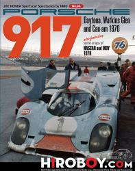 Sportscar Spectacles by HIRO Vol.4 Porsche 917 Daytona, Watkins & Can-am 1970