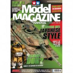Tamiya Model Magazine - #259 Scratchbuilt Harrier-Engine Powerded Ferrari 330 P4 Hybrid