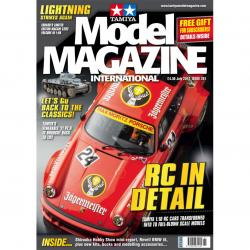 Tamiya Model Magazine - #261 (BMW i8)