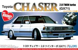 Toyota Chaser 2.0 Twin Turbo (GX71) Model Kit