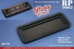 Tray for Hexagonal Punch and Die Set