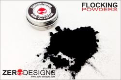 Flocking Powder - Black