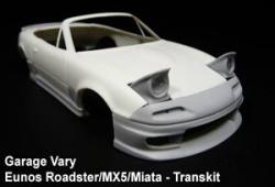 1:24 Garage Vary Mazda MX-5 Transkit for Tamiya
