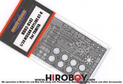 1:24 Nissan GT-R R32 (Tamiya) Photoetched Detail up Set