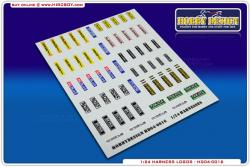 1:24 Harness Manufacture Decals