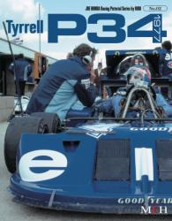 Joe Honda Racing Pictorial Vol #02: Tyrrell P34 1977