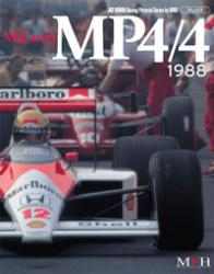 Joe Honda Racing Pictorial Vol #03: Mclaren MP4/4