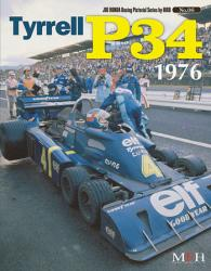 Joe Honda Racing Pictorial Vol #06: Tyrrell P34 1976