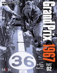 Joe Honda Racing Pictorial Vol #29: Grand Prix 1967 Part 02