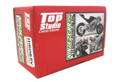 1:12 Kawasaki Ninja ZX-RR 2006 Super Detail Set
