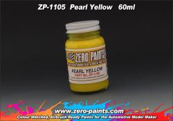 Pearl Yellow Paint 60ml