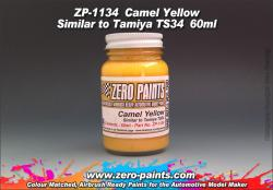 Camel Yellow Paint (Similar to TS34) 60ml