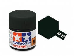 Tamiya Acrylic Mini XF-27 Black Green - 10ml Jar